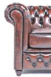 Chesterfield Sofa Original Leder | 4-Sitzer | Antik braun | 12 Jahre Garantie_