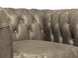Chesterfield Sessel Vintage Alabama c1057 | 12 Jahre Garantie_