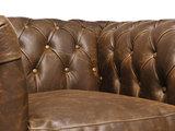 Chesterfield Sessel Vintage Alabama c1059 | 12 Jahre Garantie_