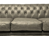 Chesterfield Sofa Vintage Leder Alabama C1057 | 2 + 3 Sitzer | 12 Jahre Garantie_
