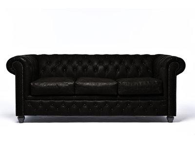 Chesterfield Sofa Vintage C0936   3-sitzer   12 Jahre Garantie