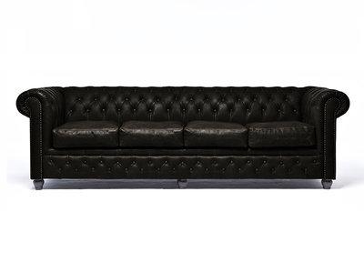 Chesterfield Sofa Vintage C0936   4-sitzer   12 Jahre Garantie